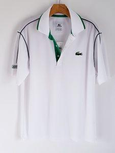 Lacoste Classic Sport White Polo